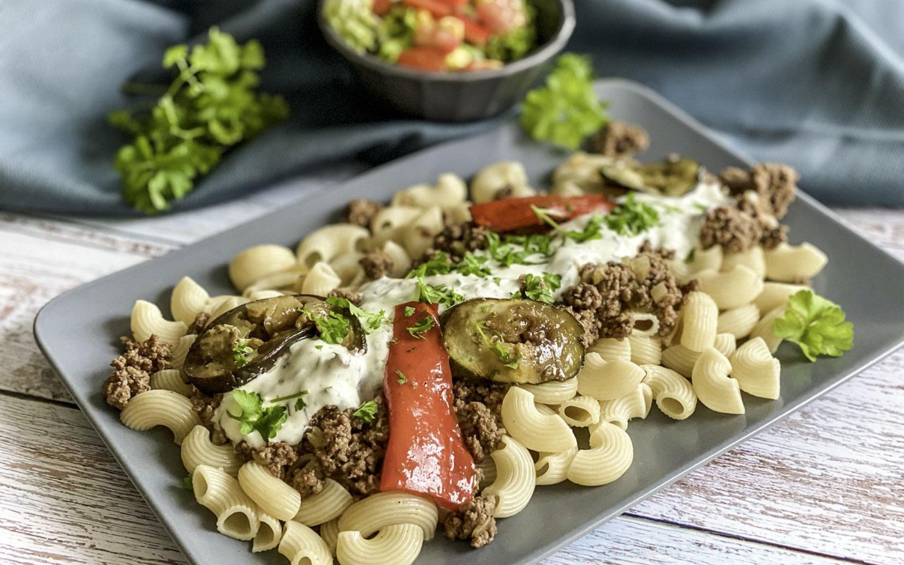 Türkische Pasta